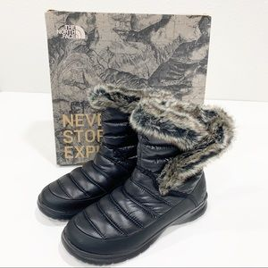 The North Face Thermoball Microbaffle Bootie II 10
